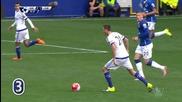 Неманя Матич вкара единственото попадение за Челси срещу Евертън