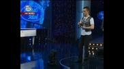 Music Idol 3 - Изпълнението На Александър! (20.03.09)