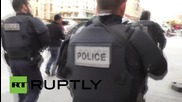 France: Armed police launch manhunt for Paris attack suspects