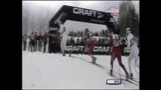 Слаб Зографски в Лахти, Аман спечели от голямата шанца