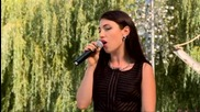 Юлия и Петра - X Factor (15.10.2015)