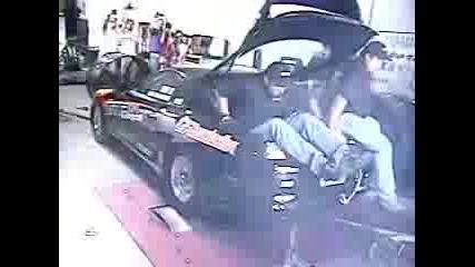 Silver Supra 2002 - Dyno Test