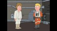 Family Guy - Пародия На Star Wars