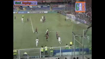 2009/8/23 Genoa - Roma 1 - 2