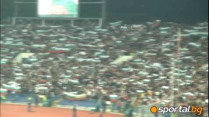 Химна на България в изпълнение на над 40 000 души