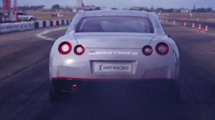 Двата най-бързи G T R-a в Европа