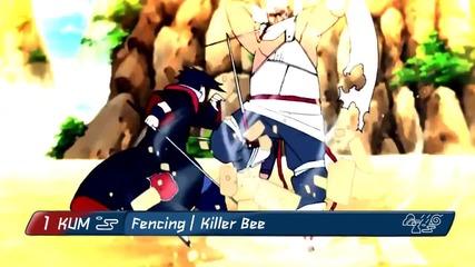 Наруто - Ninja olympic games