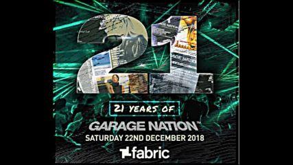 Majorkaos Live @ Garage Nation 21st birthday @ Fabric London
