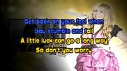 Hannah Montana - Ordinary Girl (karaoke)