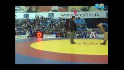 Великата победа на Христо Маринов над непобеждаваният руснак Алексей Мишин