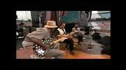 B.b. King, Eric Clapton, Buddy Guy, Jimmie Vaughan