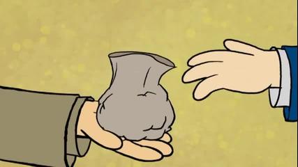 Американската мечта или как евреите печатат парите