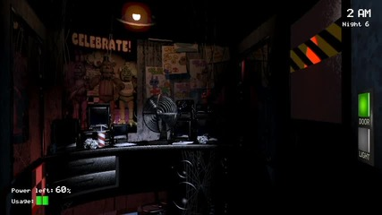 Five Nights at Freddy's Нощ6