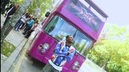 X Factor зад кулисите - Selfie от автобуса на X Factor