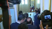 Austria: Lavrov meets Iran's Zarif to discuss nuclear deal