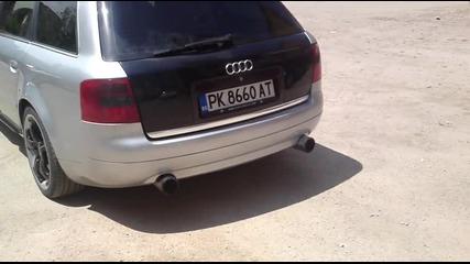 Tuning Audi - S6 6 speed