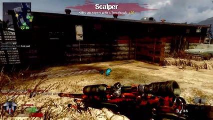 Call of Duty:black Ops Sniper montage by Evil Freak [bg]
