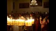 Посрещане  на Руския Патриарх Алексий
