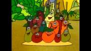 Плодчетата - Вълшебните пера 21 епизод Бг Аудио hq