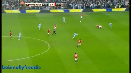 Линдегаард--страхотно спасяване vs Манчестър Сити--hd