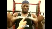 Bodybuilding Motivation sport of gods