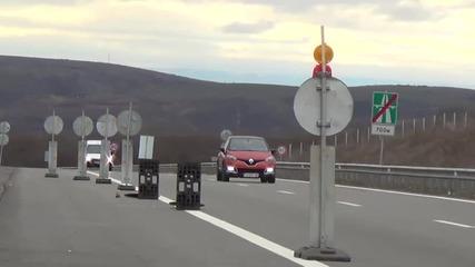 "Магистрала ""Струма"" при Дупница се пропука"