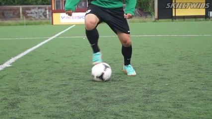Learn Amazing Football Skills!!amazing Must Watch This Omg *__*
