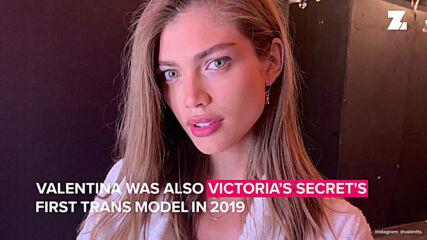 Валентина Сампайо е първият трансджендър модел на Sports Illustrated