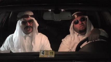 Saudis in Audis Hd