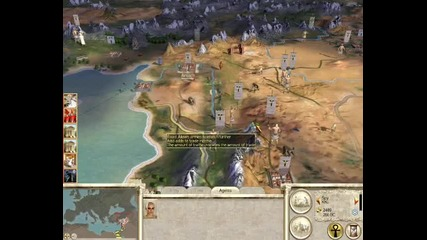 Rome Total War Egypt Chronicles [3] by prince of egypt
