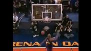Vince Carter -Slam Dunk Contest - Забивки