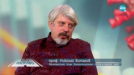 """""""Карай направо"""" с проф. Николай Витанов (07.11.2020)"""