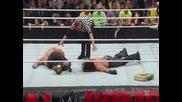 Seth Rollins vs Brock Lesnar vs John Cena ( Wwe Whc Match ) - Wwe Royal Rumble 2015