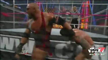 Wwe Hell In A Cell 2013 - Cm Punk vs Ryback ( Hell In A Cell Match )