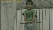 Най - гъвкавото дете на планетата !