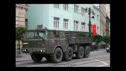tatra army trucks