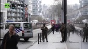 Brussels in lockdown after multiple bomb attacks