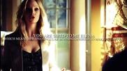 Истината за подчинението !! Damon & Elena ... хахаха delena is sired!