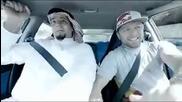 Drift :aрабин превърта играта в колата Смях !