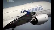 Технически постижения - Еърбъс А380