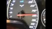 шивролет корвет вдига 300 km/h