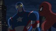 Ultimate Spider-man - 2x23 - Second Chance Hero