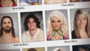 Гимназиалните снимки на звездите от WWE