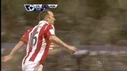 Стоук Сити - Манчестър Юнайтед 2:1