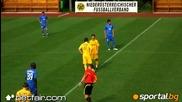 Левски с първа победа в Австрия след като победи Металист Харков с 3:2