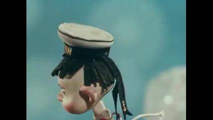 Руска анимация. Незнайка. Ф.6 Как Знайка придумал воздушный шар