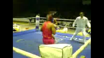 Boxing Sarbiq Vs. Bulgaria Тихомир Бонев
