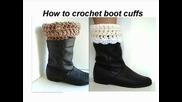 Как да си направим оригинални ботушите си
