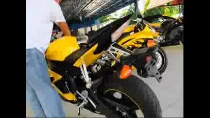Yamaha Yzf r6 2009