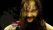 John Cena vs. Bray Wyatt - Last Man Standing Match: Wwe Payback